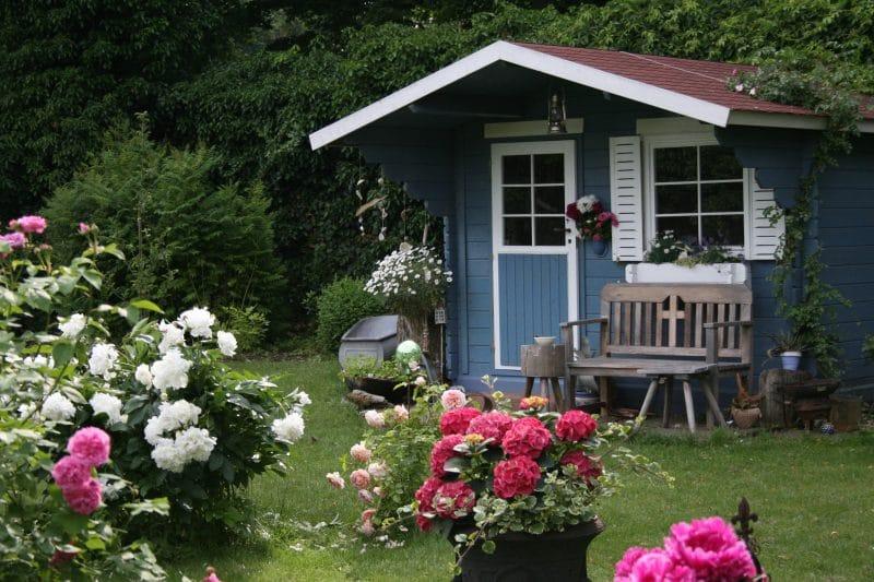 construire un abri de jardin