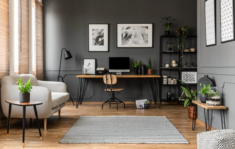 Créer un bureau dans votre maison