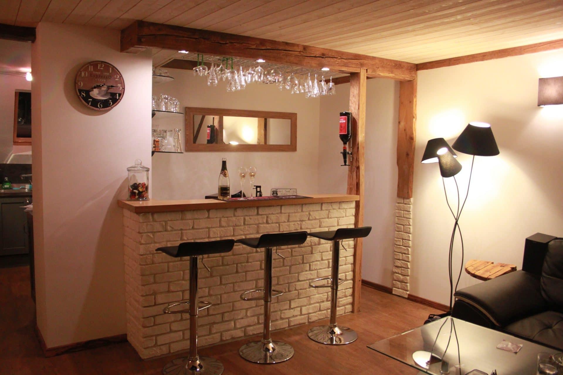 Rénovation totale d'un appartement et aménagement de combles à Colmar (68)