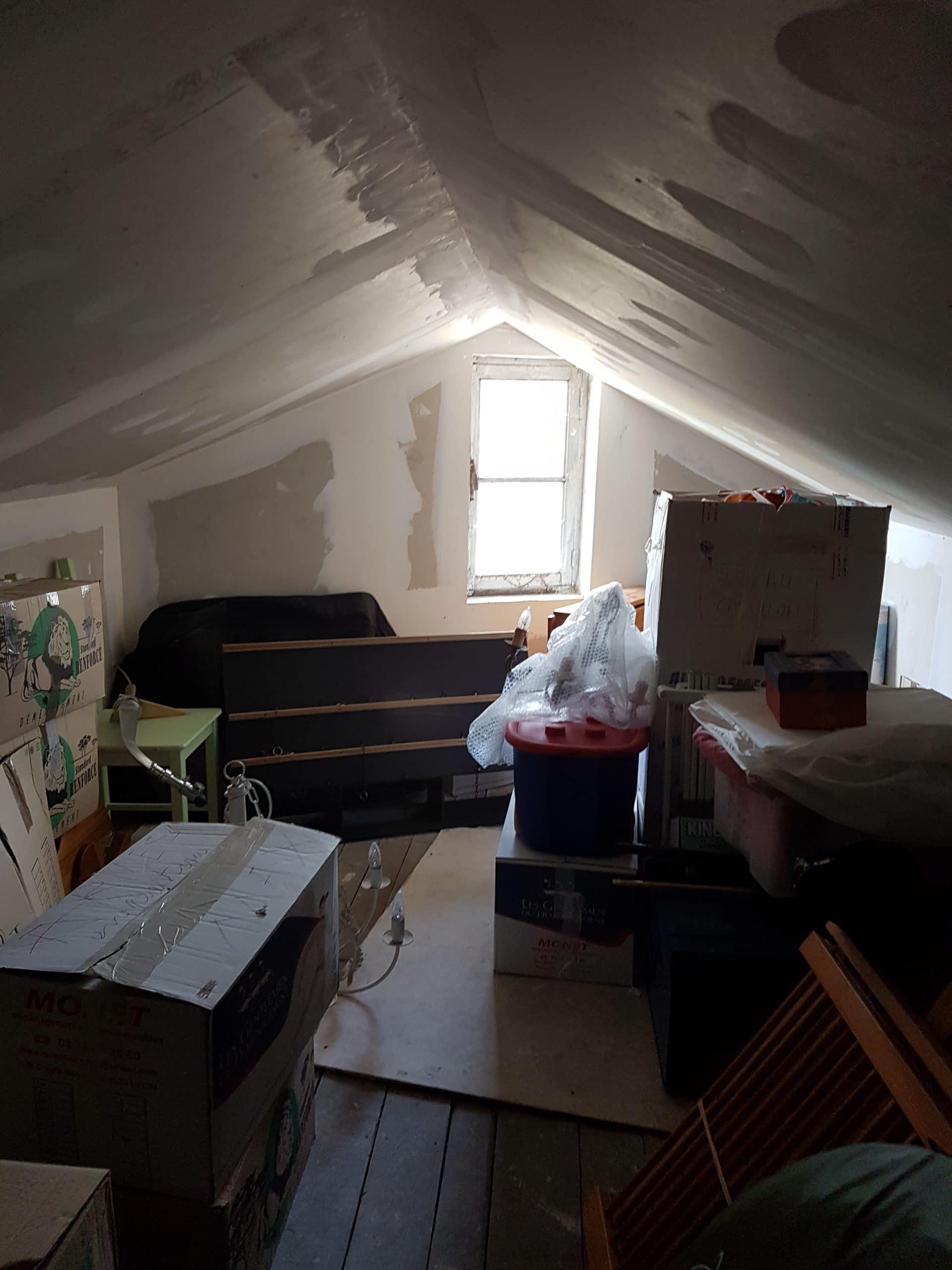 Rénovation d'intérieur pour une maison à Chazay d'Azergues (69)