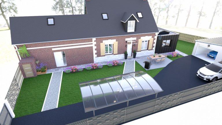 Michel Kmiec vous conçoit des plans 3D !