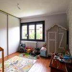 rénovation maison Toulouse chambre enfant
