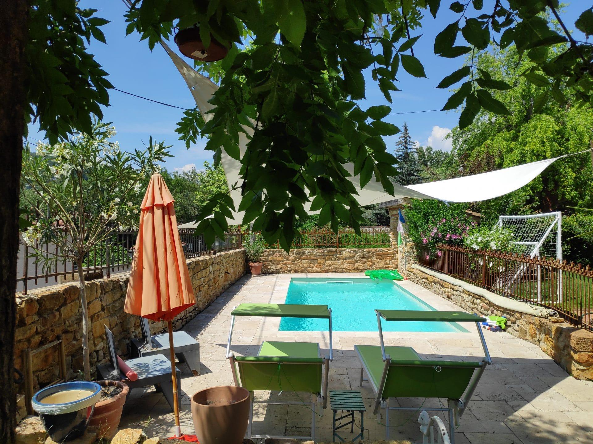 Création d'un espace piscine à Villefranche-sur-Saône (69)