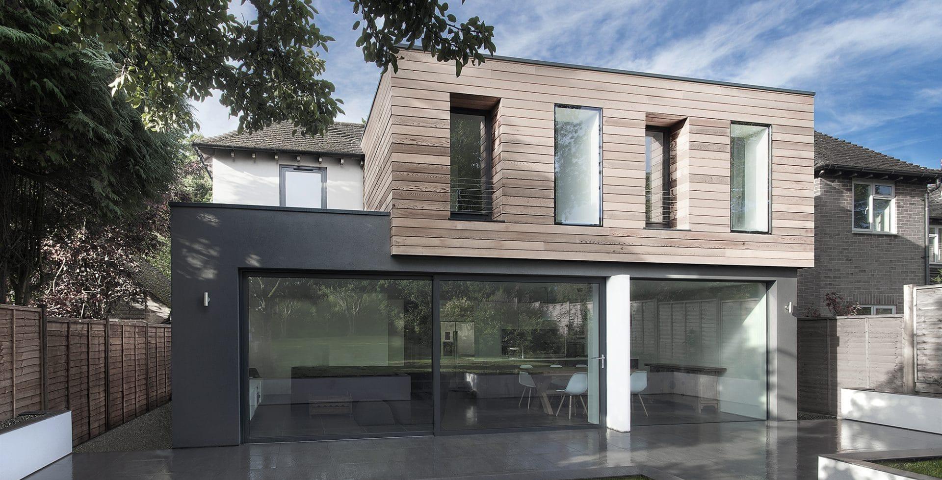 Extension de maison à Bordeaux (33)