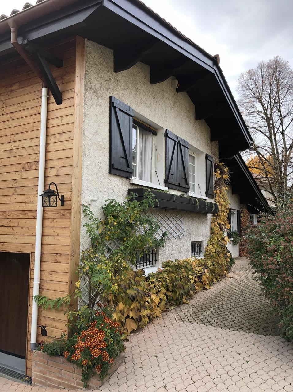 Isolation de façade par l'extérieur à Grenoble (38)