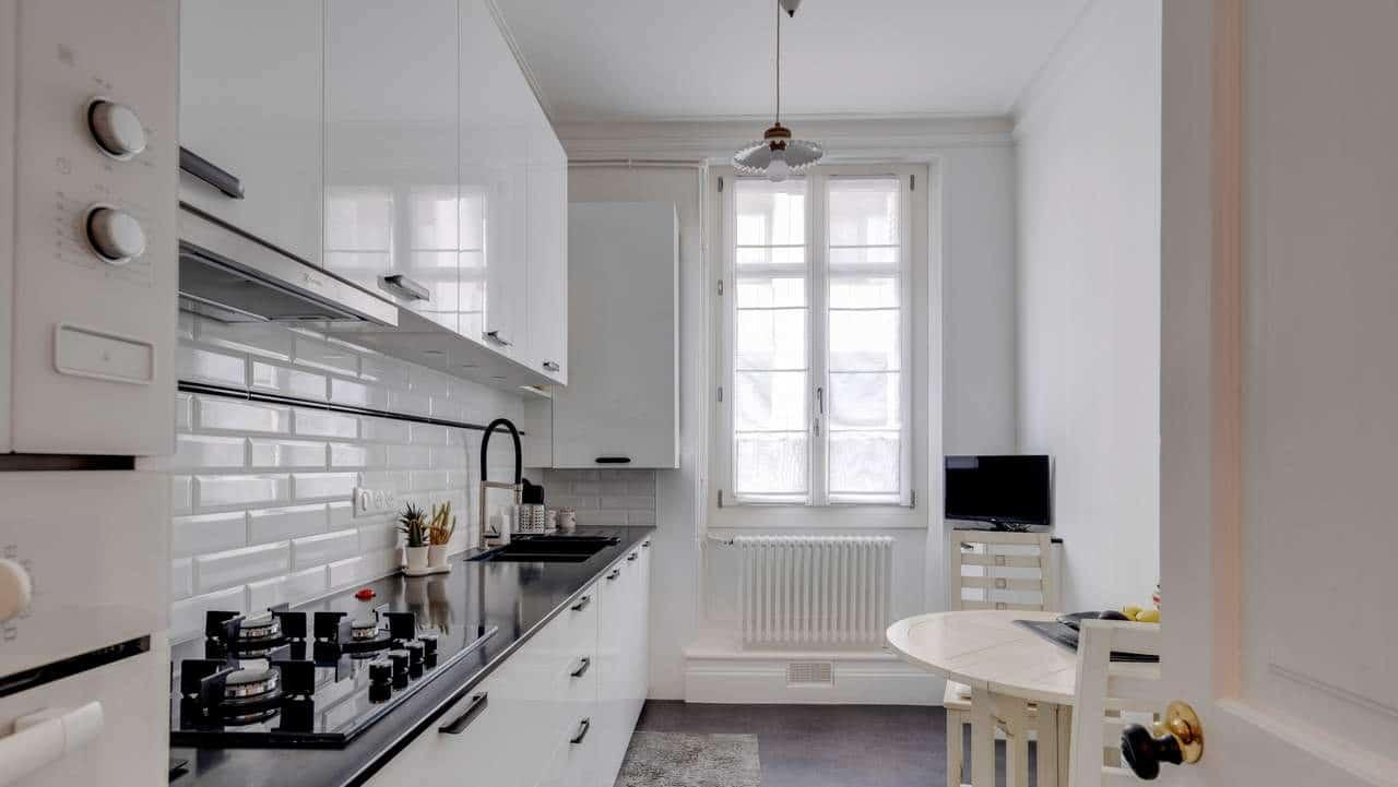 Rénovation d'un appartement de 100 m2 à Bordeaux (33)