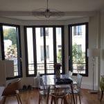 rénovation de maison à Clamart - salle à manger et ouvertures