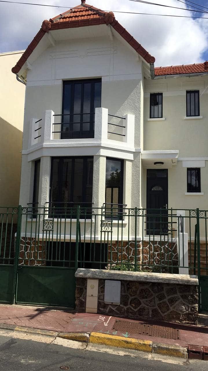 Rénovation complète d'une maison à Clamart (92)