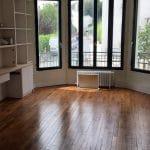 rénovation de maison à Clamart - rénovation des ouvertures fenêtres