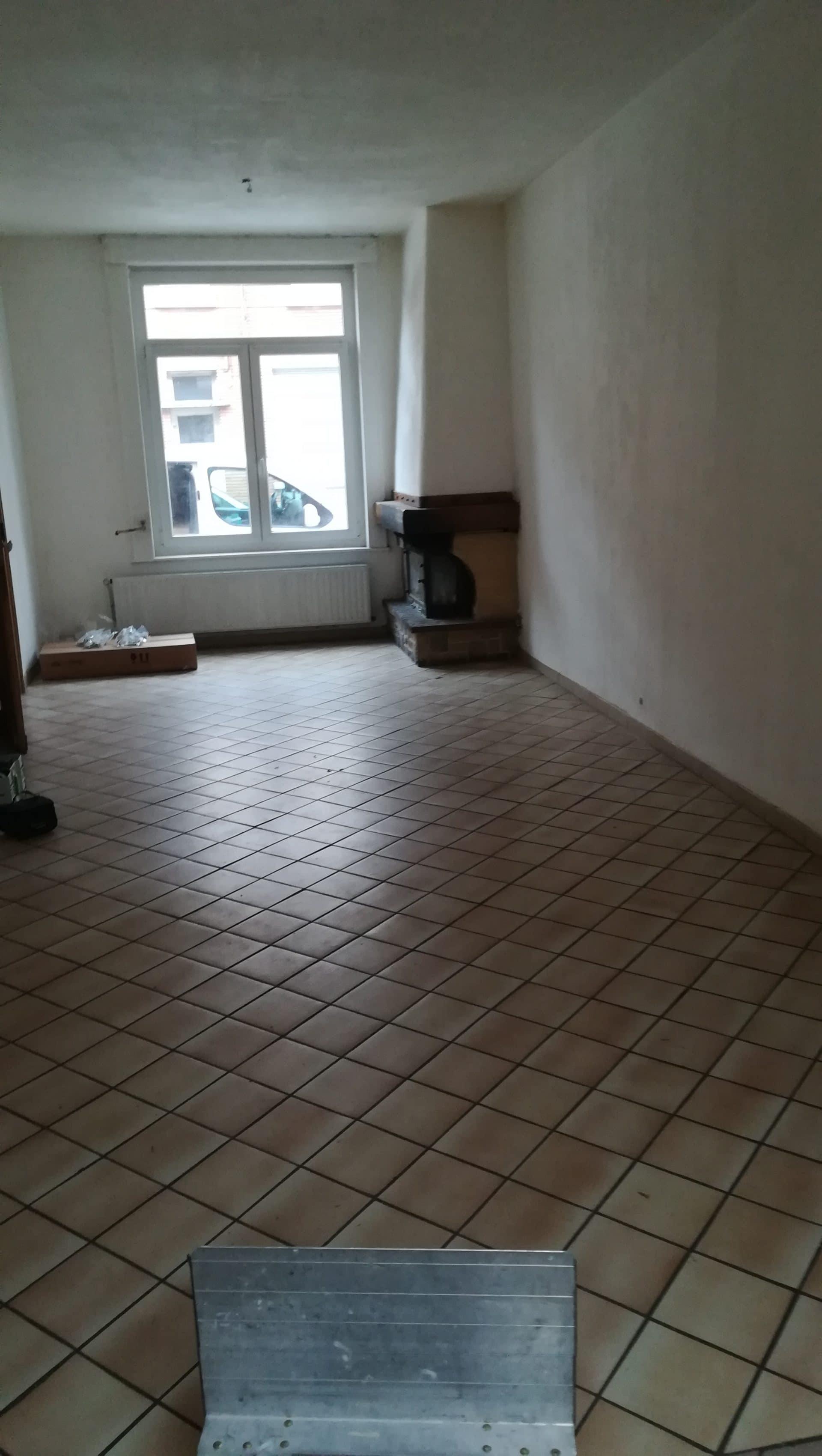 Rénovation intérieure d'une maison à Lille (59)