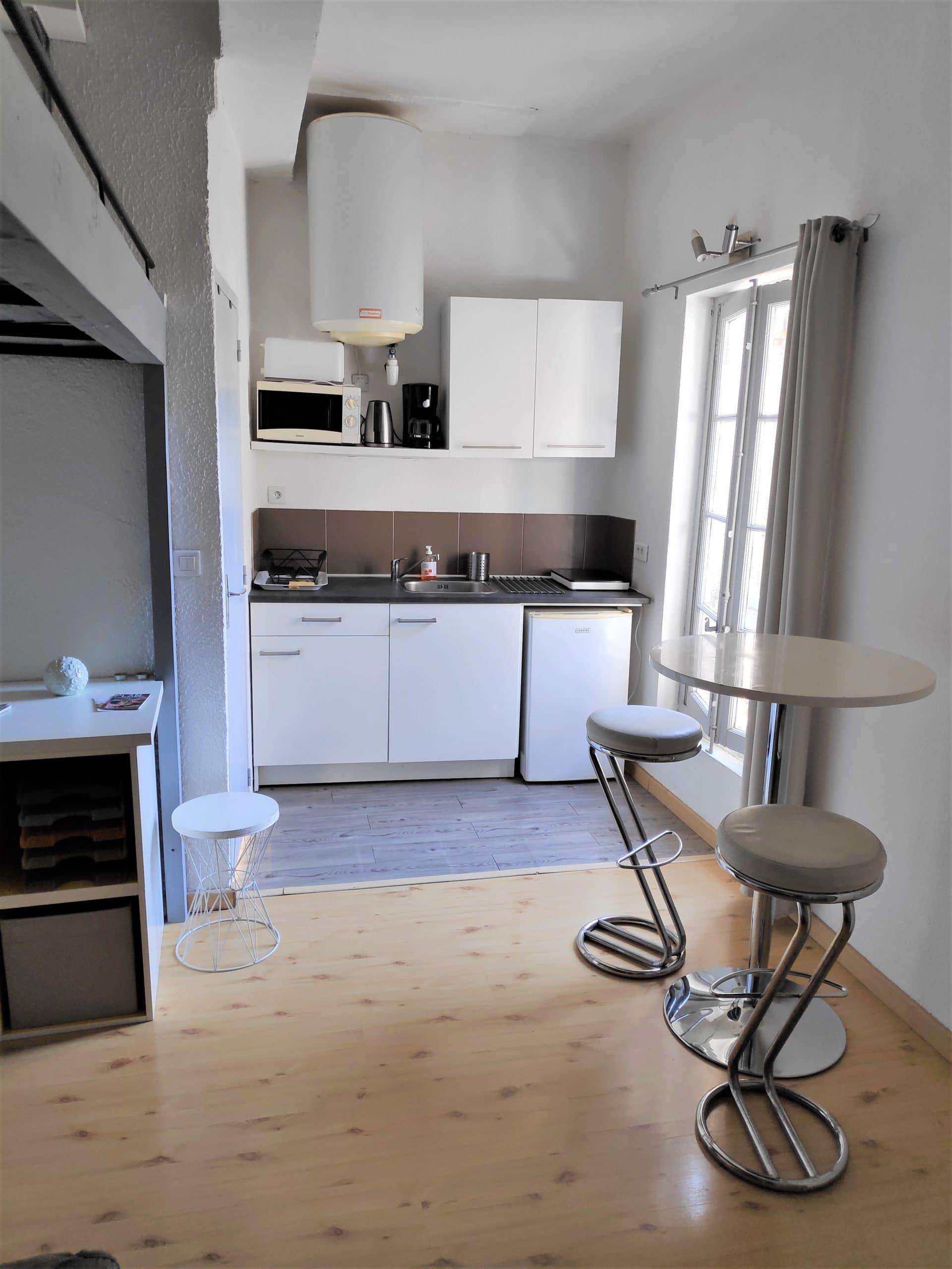 Modernisation d'un studio à Villefranche-sur-Saône (69)