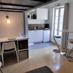 modernisation studio cuisine bureau peinture Villefranche-sur-Saône