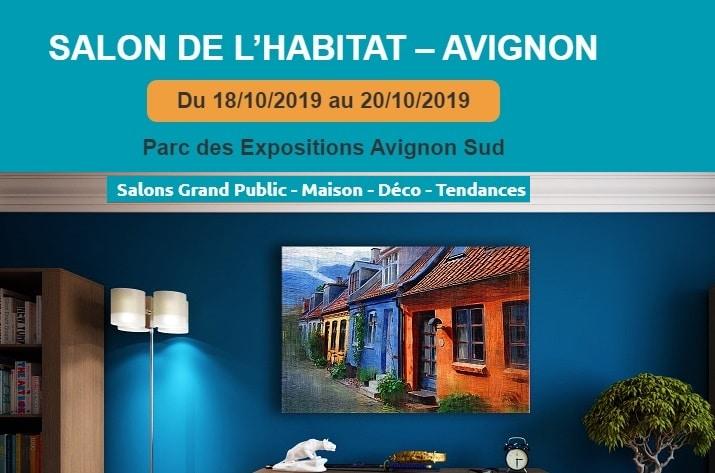 En octobre, participez au Salon de l'Habitat d'Avignon