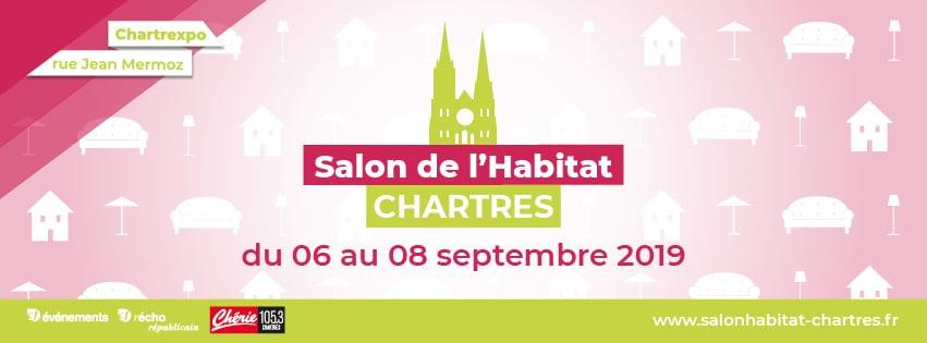 Présence d'illiCO travaux au Salon de l'Habitat de Chartres
