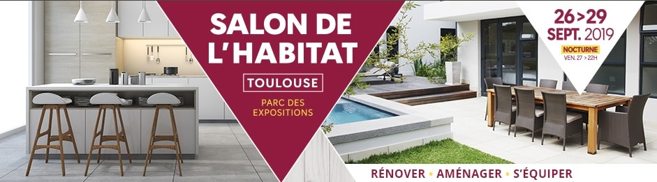 Les experts illiCO travaux en force au salon de l'habitat de Toulouse !