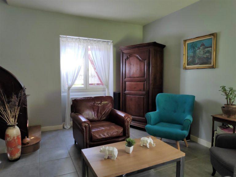 Rénovation totale d'une maison à Villefranche-sur-Saône (69)