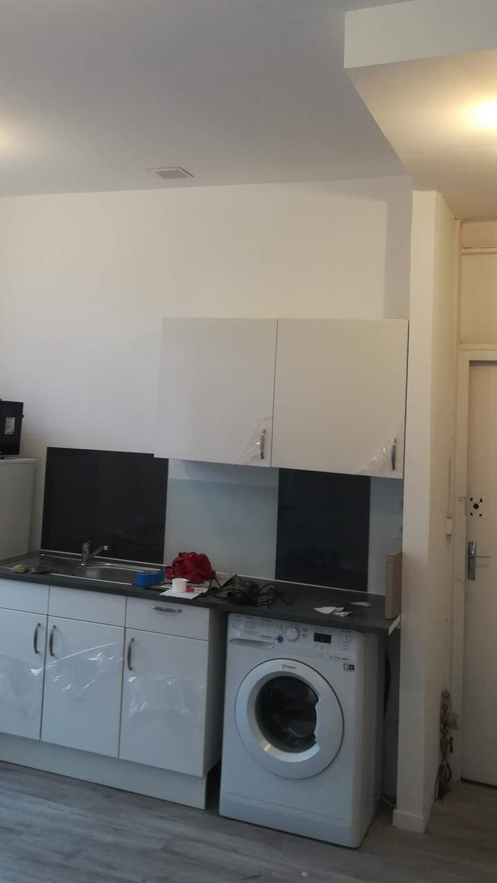 Rénovation d'appartements à Lille suite à un dégât des eaux (59)