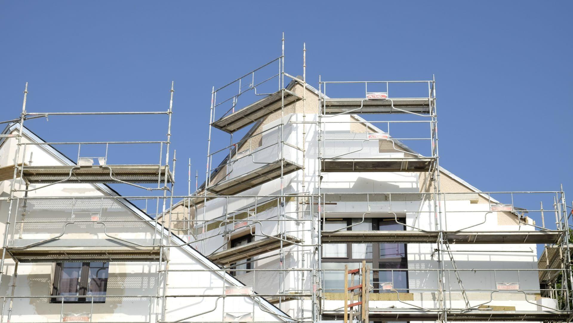 Quel prix pour la rénovation d'une façade en 2021?