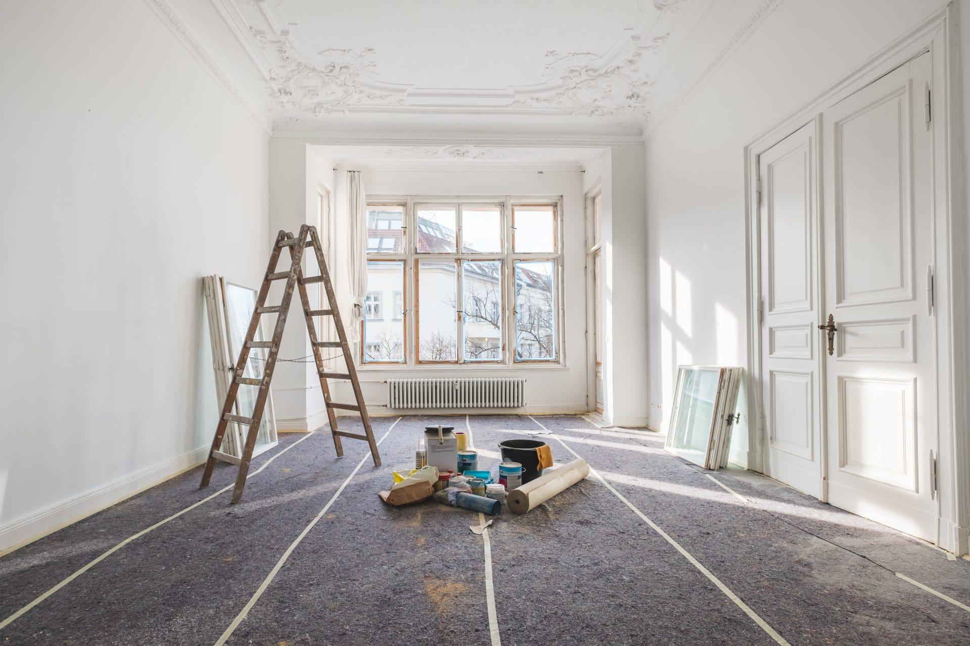 Quel prix pour une rénovation d'appartement en 2020?