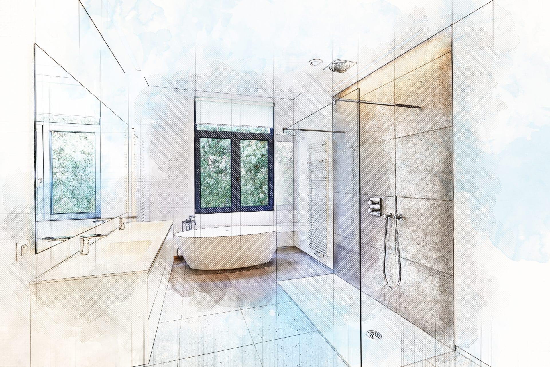 Quel prix pour une rénovation de salle de bainen 2021?