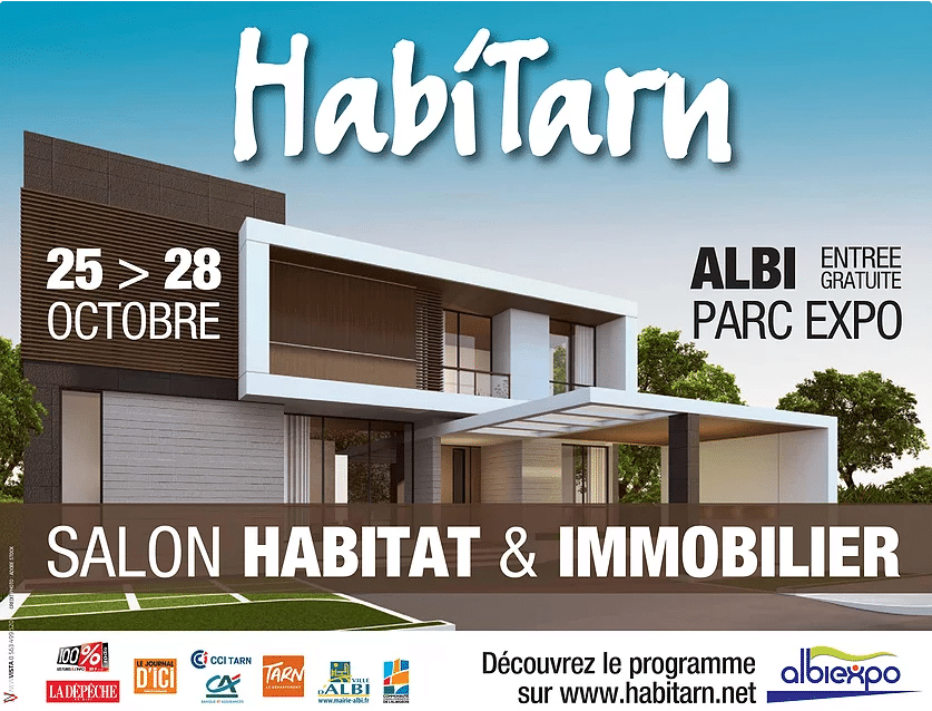 Salon Habitarn Habitat Immobilier 2019 Albi illico travaux