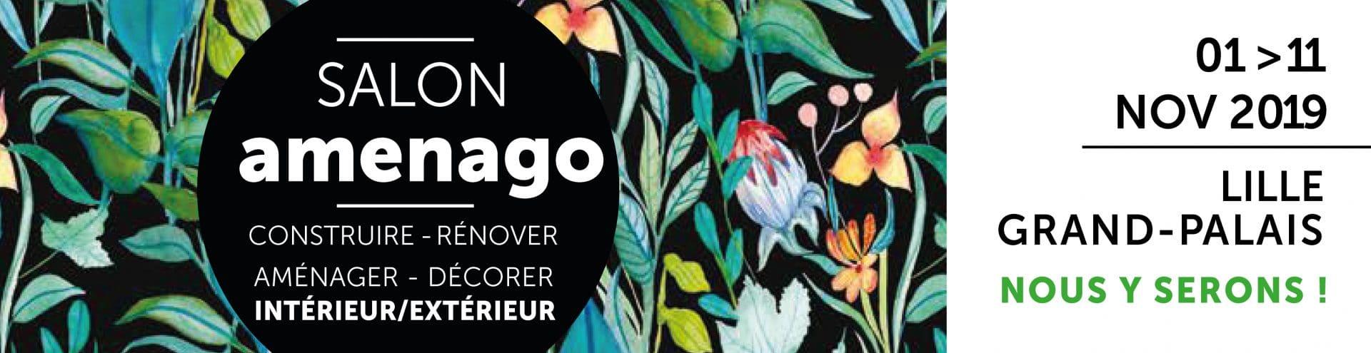 Rencontrez nos Lillois au salon Amenago de Lille