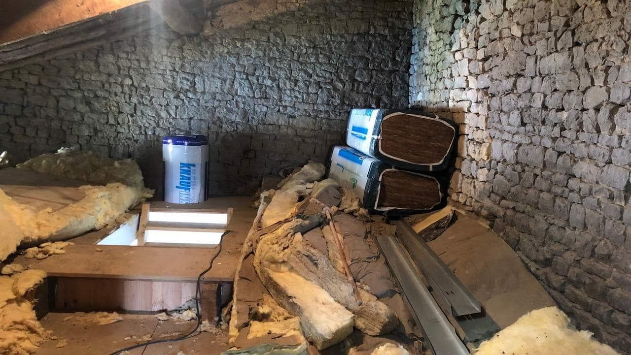 Aménagement de combles à La Roche-sur-Yon (85)