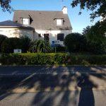 aménagement extérieur allée travaux maison extension Lorient