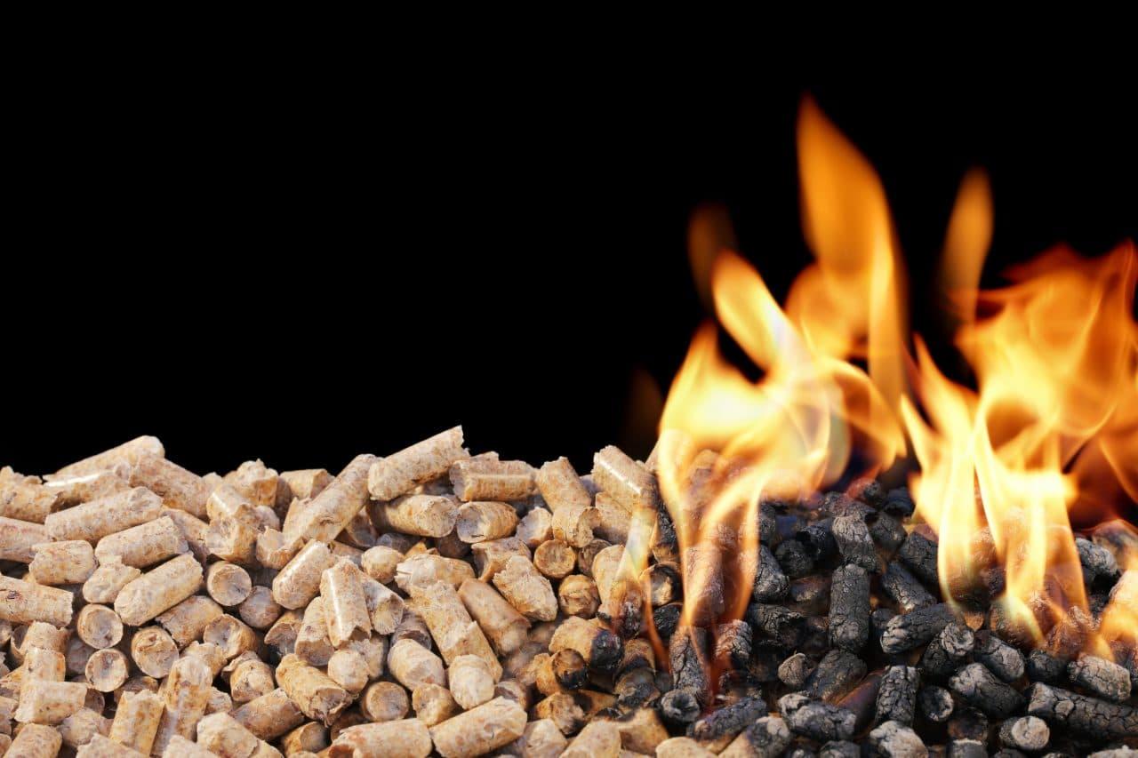 granule chauffage bois