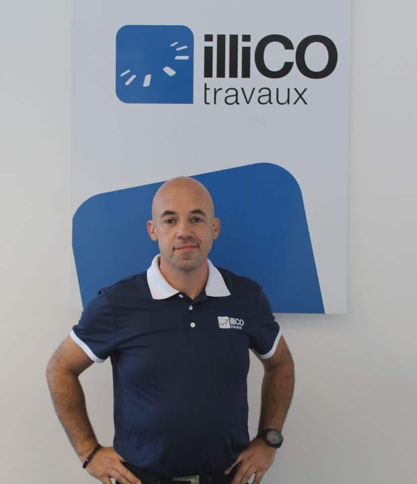 Franck Guiso ambassadeur illiCO travaux