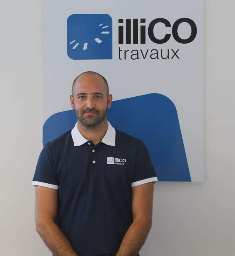 Julien Dalenc ambassadeur illiCO travaux