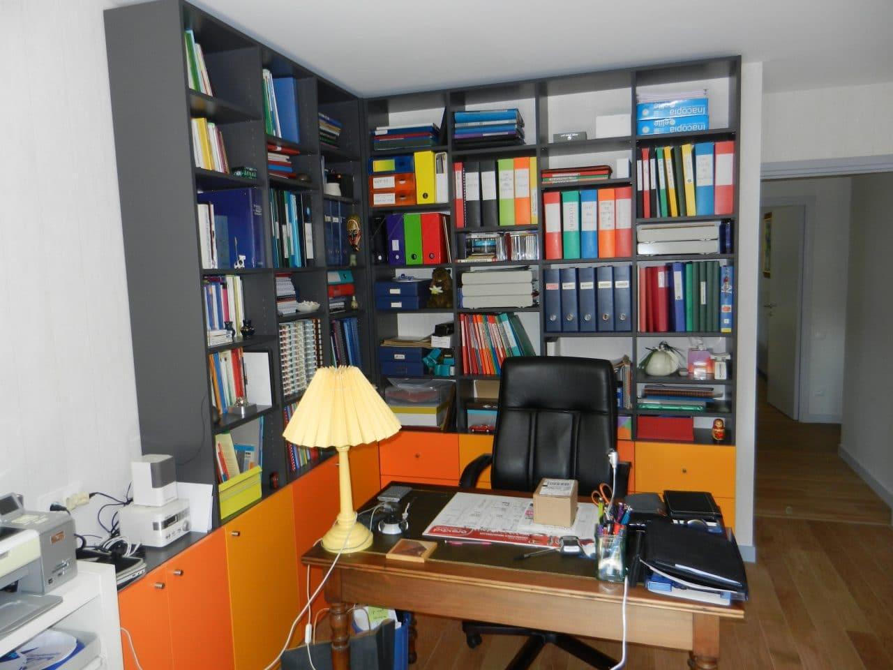 Bibliothèque Ste Foy Les Lyon idée de rénovation d'appartement à sainte-foy-lès-lyon (69) illico travaux