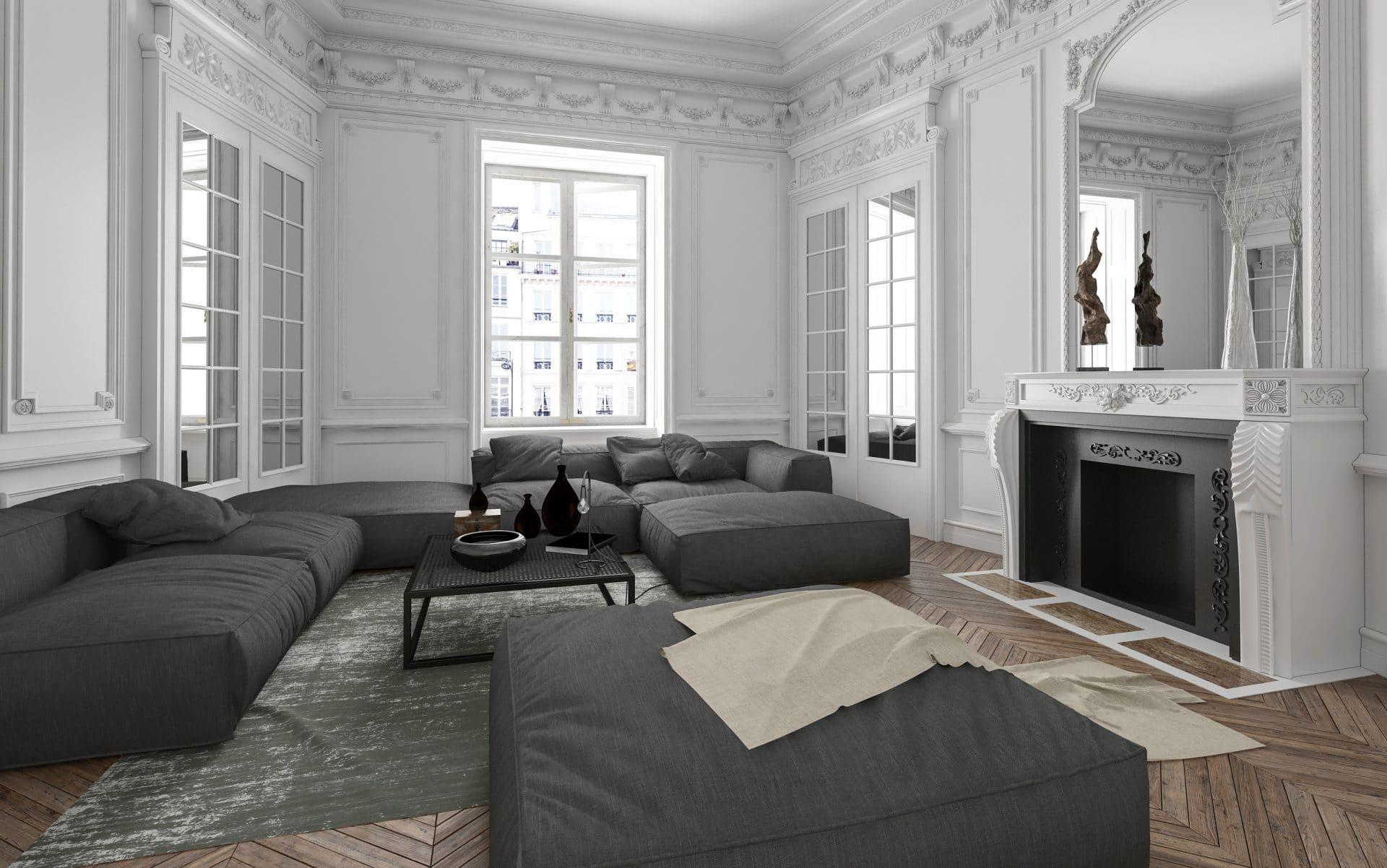 Rénovation d'appartement à Lille (59)