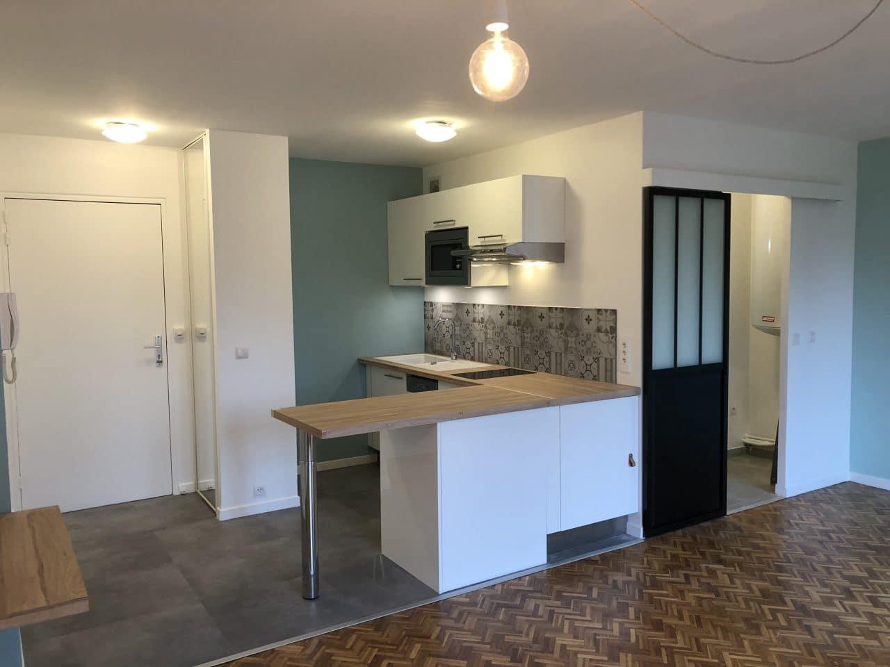 rénovation d'appartements à Lyon