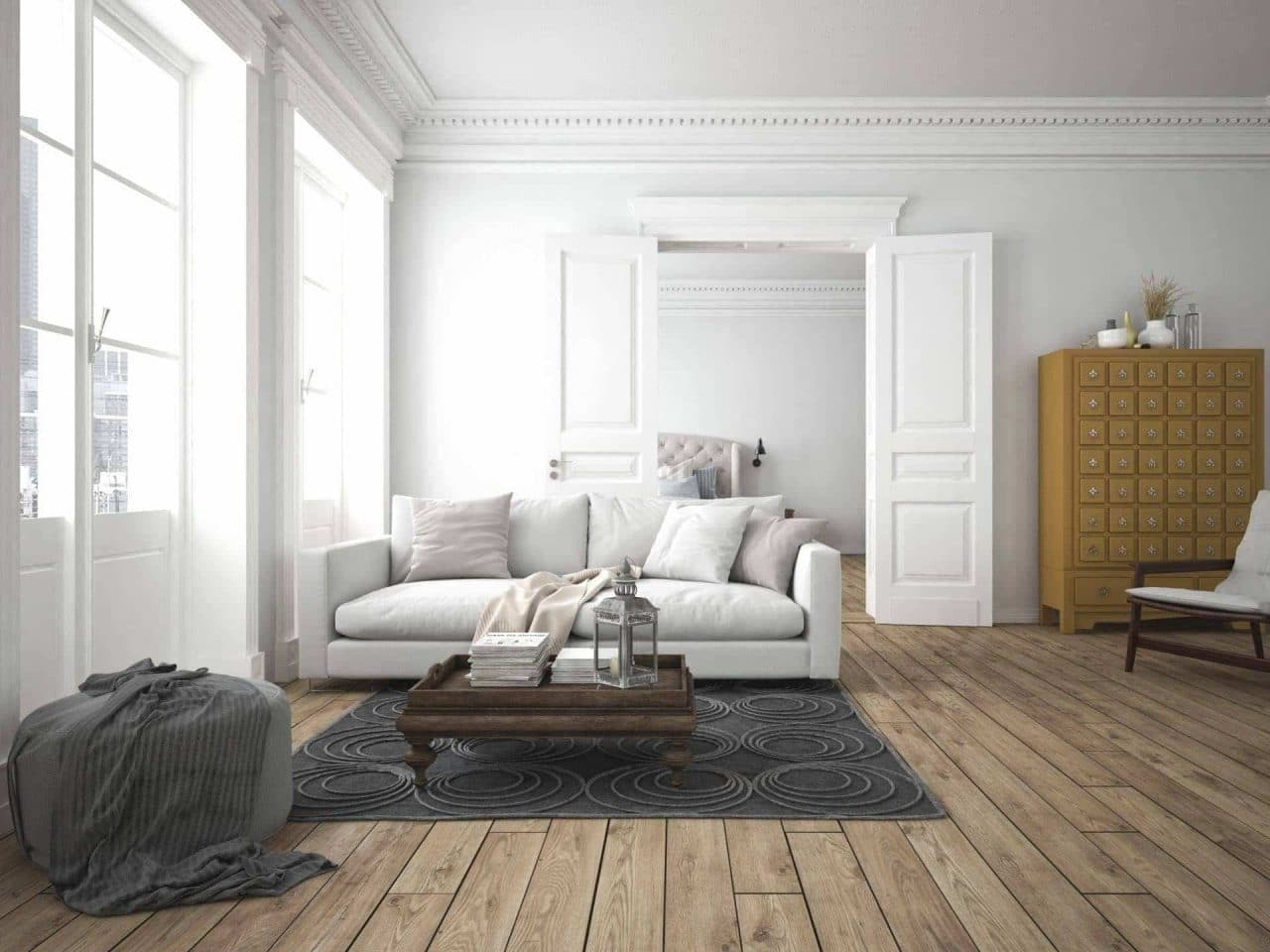 rénovation d'appartement à Lyon