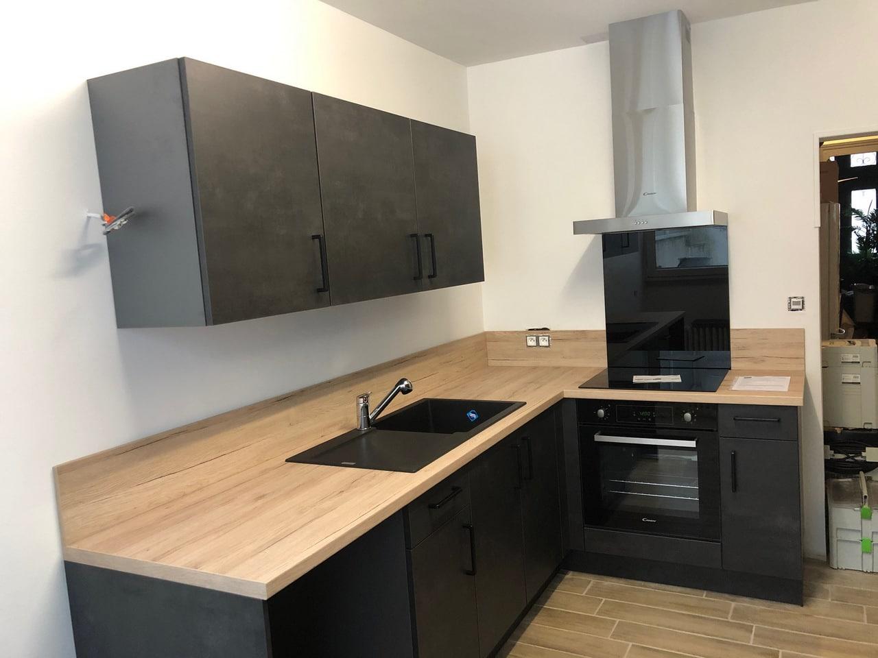 Rénovation d'une cuisine à La Roche-sur-Yon (85)