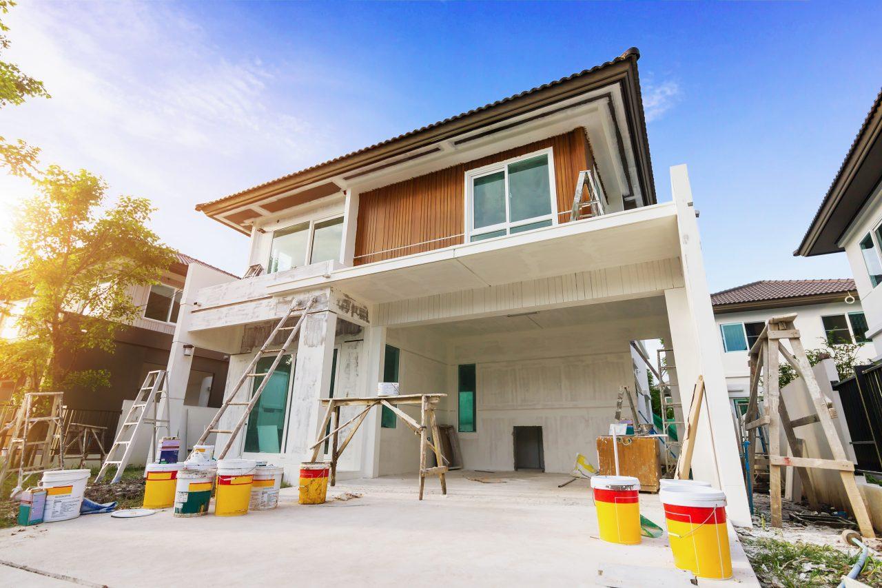 prix d'une rénovation de maison