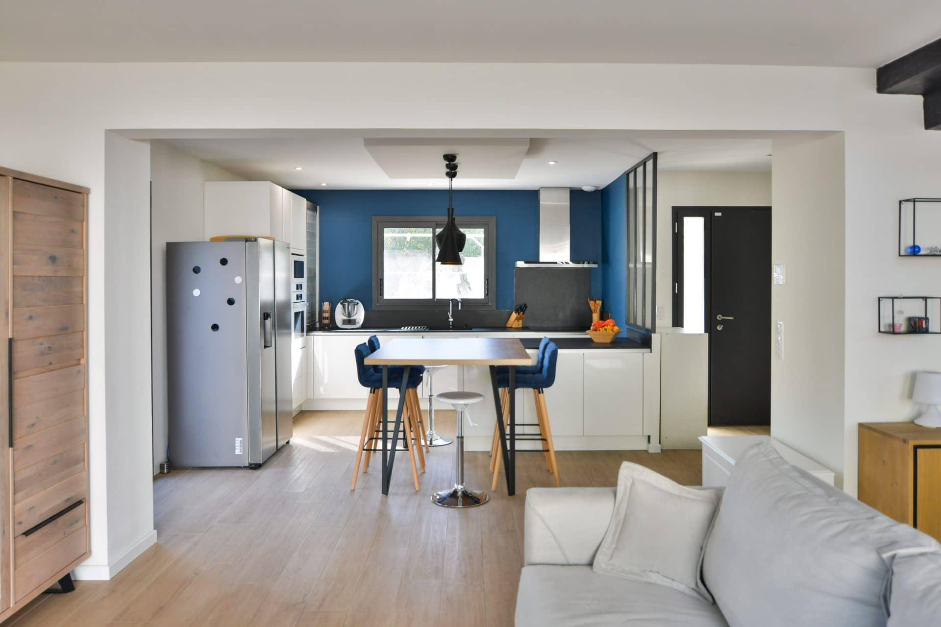 Rénovation de maison à Montpellier (34)