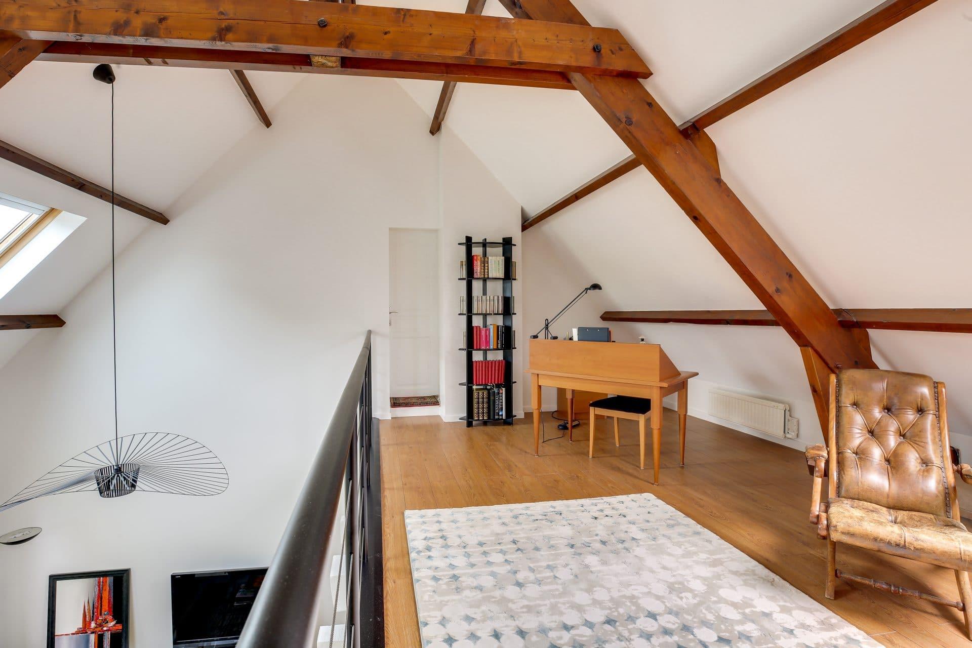 Rénovation d'intérieur pour une maison à Vernon (27)