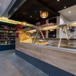rénovation restaurant asiatique vitrine réfrigérée Grenoble