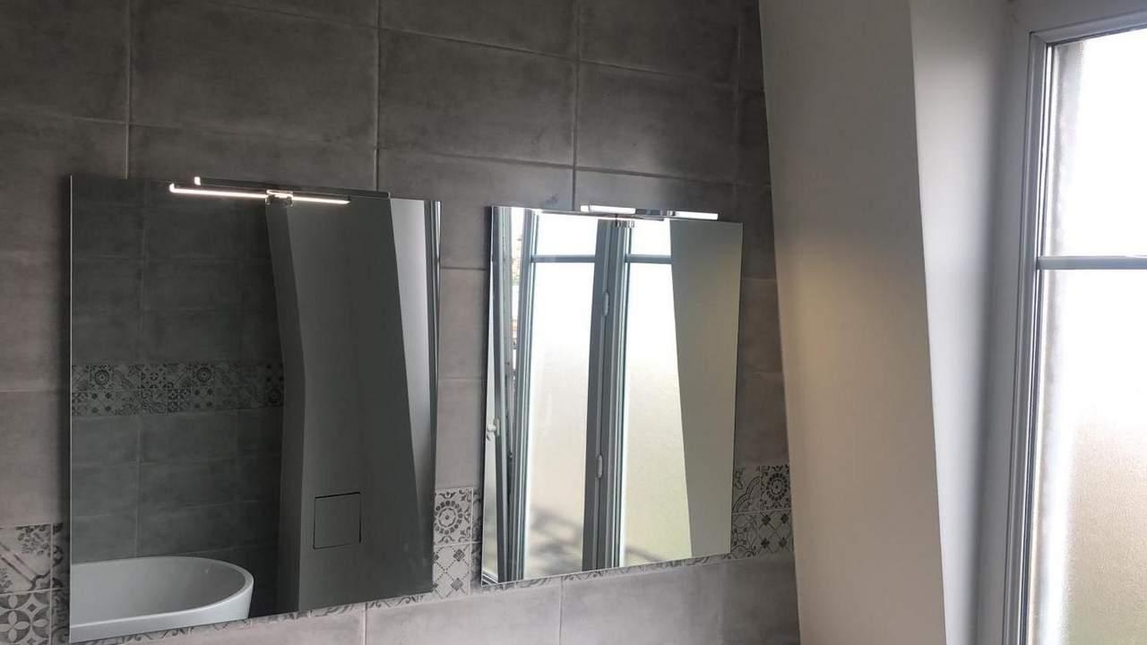 Une salle de bain rénovée à Asnières-sur-Seine (92)