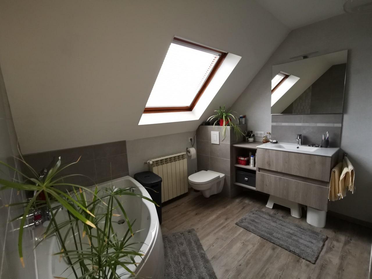 Rénovation de salle de bain à Eckbolsheim près de Strasbourg (67)