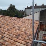 rénovation toiture tuile canalaverou littoral Saint-Hilaire-la-Palud