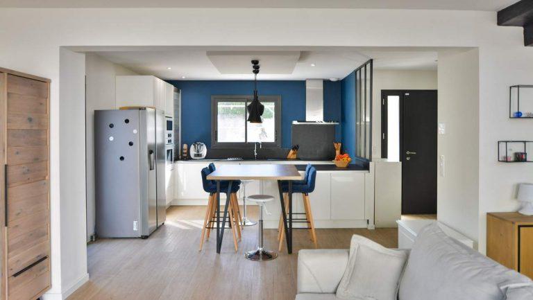 Rénovation d'une villa à Montpellier (34)