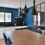 cuisine - rénovation d'une maison à Montpellier