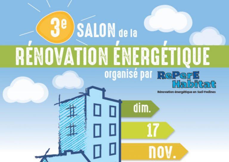Chevreuse : rencontrons-nous au 3e Salon de la Rénovation énergétique