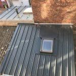 rénovation tuiles bac acier isolé velux toiture Lille