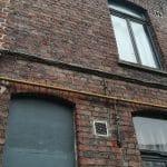 rénovation toiture cheneau avant travaux Lille