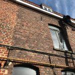 rénovation toiture gouttière habillage pvc eaux pluviales Lille