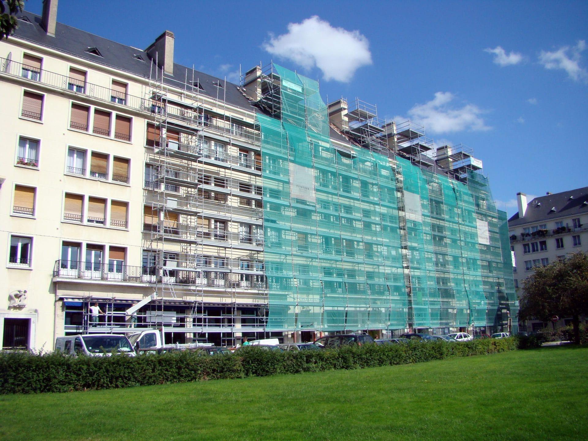 Quel prix pour la rénovation d'un immeuble en 2021?